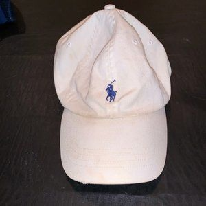 Polo Leather Strap Hat